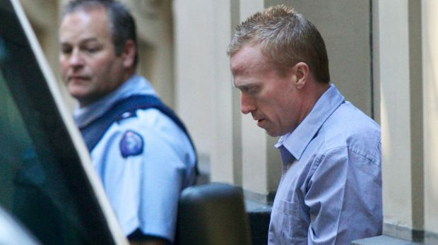 Murderer Adrian Ernest Bayley's arrogance during the police interview turned to sobs at his bleak future.
