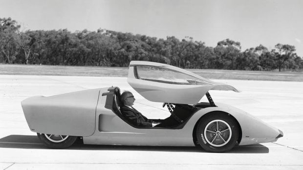 The Holden Hurricane: Technology that proved to be decades ahead of its time.
