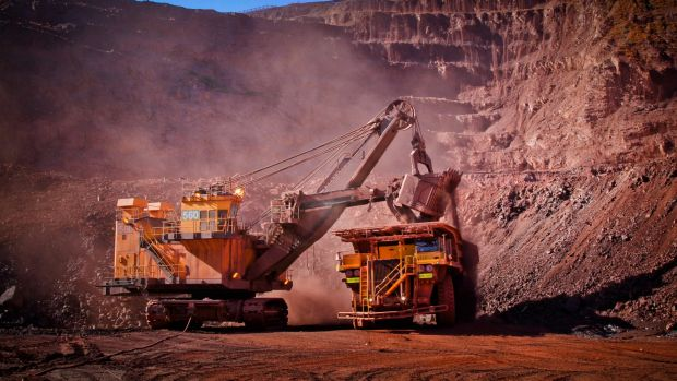 With iron ore at a fresh six-year low, the price has dropped below Fortescue Metals' breakeven price of $US57 per tonne, ...