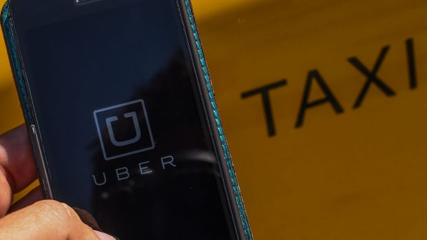 Uber going to  Canberra has the support of ACT Chief Minister Andrew Barr.
