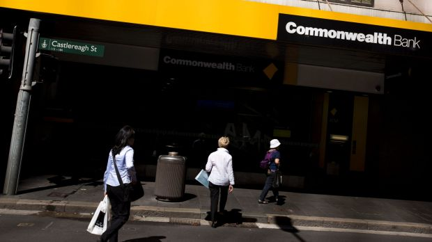 Fronting up: Commonwealth Bank Australia is pursuing leakers.