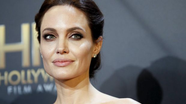 Resigns from Halo: Angelina Jolie.