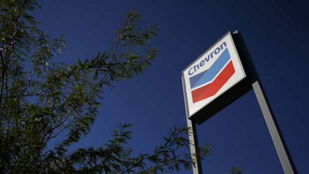 Financial documents have revealed links between Chevron and the tax haven of Bermuda.