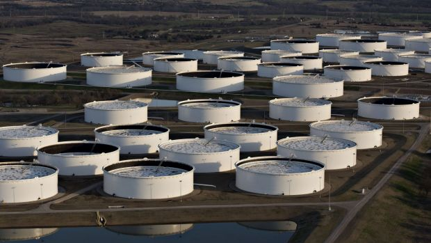 US crude supplies probably climbed 2.53 million barrels last week, according to the median of responses in a Bloomberg ...