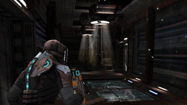 Dead Space HD is a showcase of the kind of gaming now available on iPad.