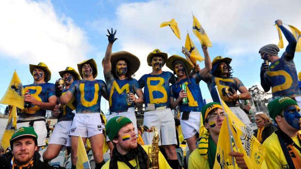 Brumbies are aiming to increase membership numbers to turn around declining attendance.