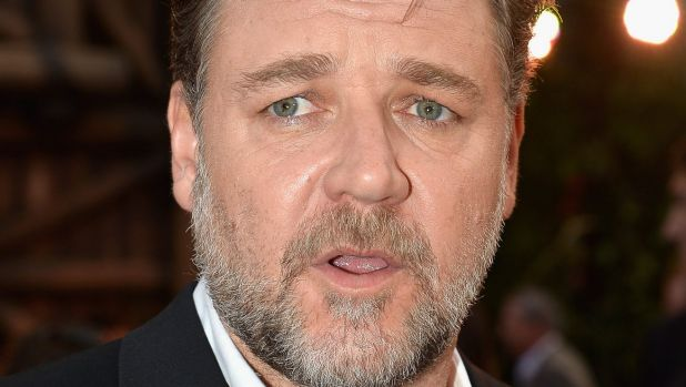 A good point: Russell Crowe.