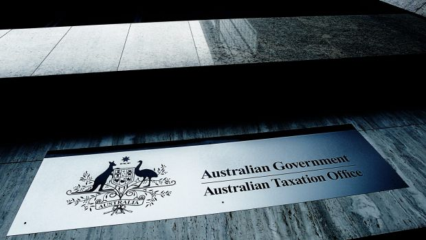 The Australian Taxation Office was pulled into a compensation case about a medically controversial condition.