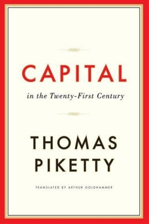 <i>Capital In the Twenty First Century</i> by Thomas Piketty.
