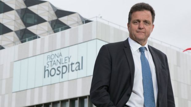 Hospital chief executive David Russell-Weisz admitted a failure of governance and contract management.
