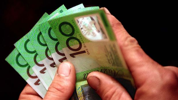 Cash galore ... millions of dollars remain unclaimed.