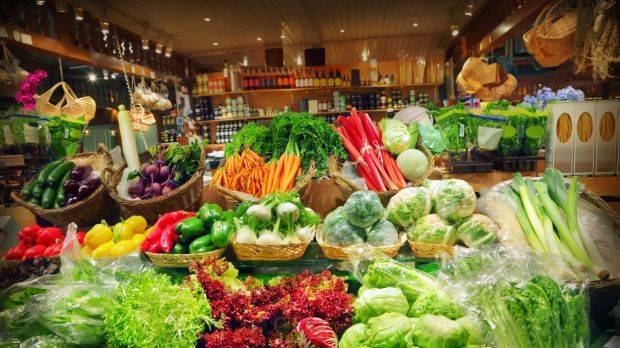 Picture perfect: Supermarkets have strict rules for what produce they will accept.