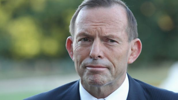 Closing a loophole: Prime Minister Tony Abbott.