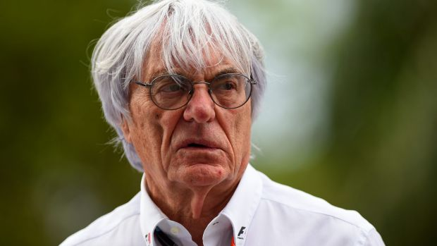 "Bernie Ecclestone"" ""I thought it would be a good idea to give them a showcase."""