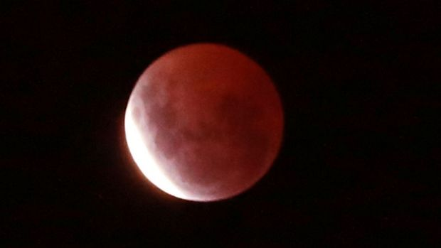lunar eclipse melbourne - photo #22