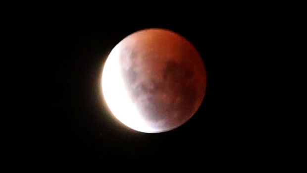 lunar eclipse melbourne - photo #6