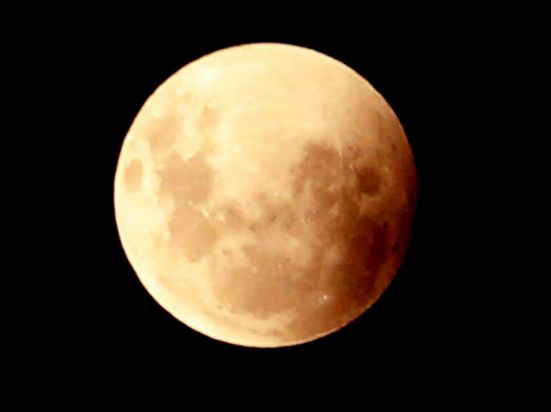 lunar eclipse melbourne - photo #4