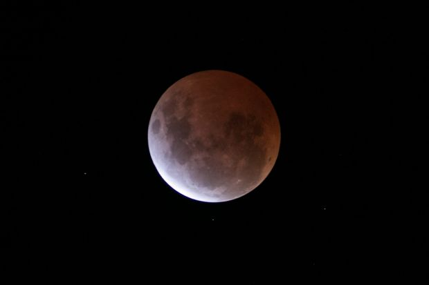 lunar eclipse melbourne - photo #24