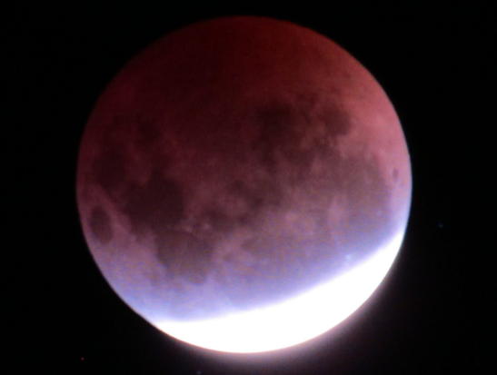 lunar eclipse melbourne - photo #23