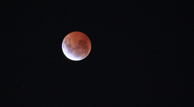 lunar eclipse melbourne - photo #10