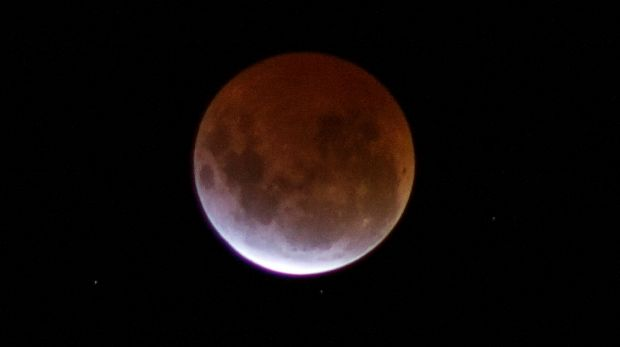 lunar eclipse melbourne - photo #32