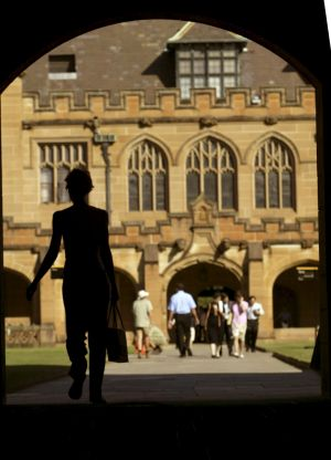 More than 10,000 prospective undergraduate students have been offered a place to study at the University of Sydney in 2016,