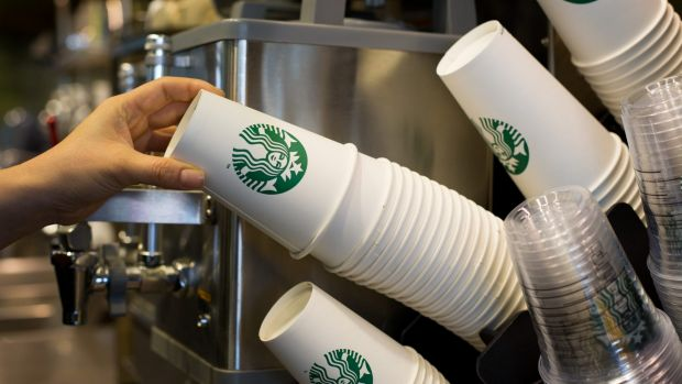 Starbucks began paying tax in Britain after a consumer backlash.