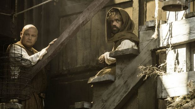 The sword swings: Season five of <i>Game of Thrones</i> arrives after a landmark legal judgment that makes filesharing ...