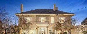 """401 Glenferrie Road was marketed two years ago as """"the finest residence in Malvern""""."""