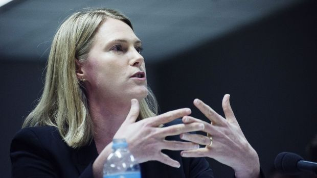 Maile Carnegie: Her appointment signals ANZ wants to transform much more than just its digital horizons.