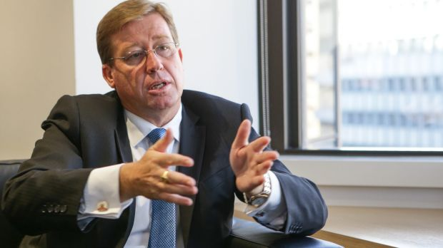 NSW Police Minister Troy Grant believes 'there's an imbalance in the investment' when it comes to counter-terrorism.