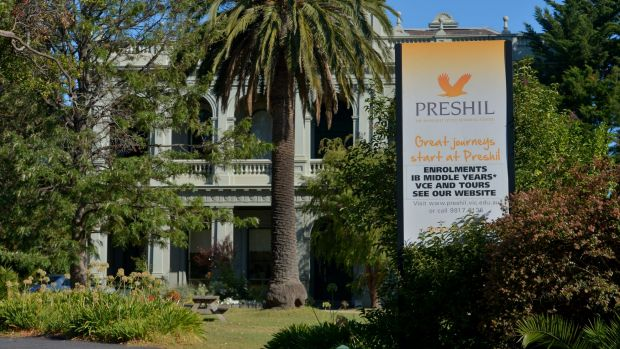 Preshil School has already reached a settlement with a former student who claims he was sexually assaulted.