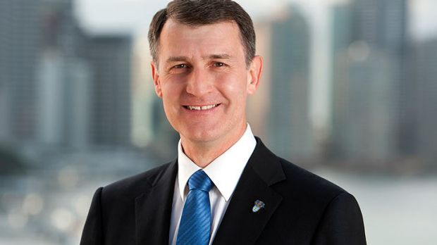 Brisbane Lord Mayor Graham Quirk has been asked about a potential rates rise tripling in this year's budget.
