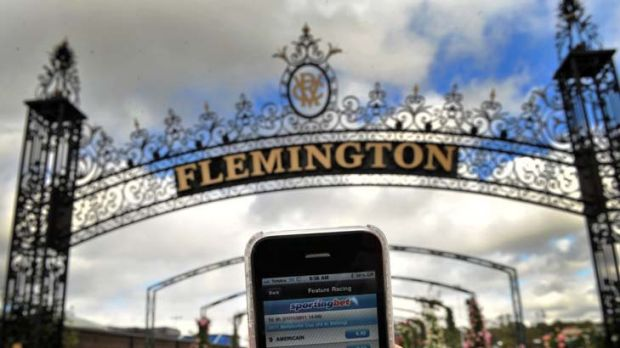 Mobile networks around Flemington Racecourse will boosted for the Melbourne Cup.