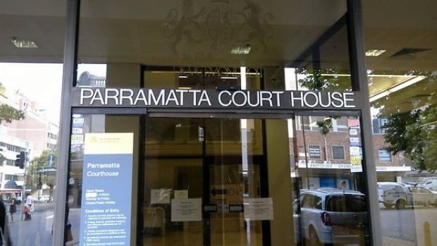The Parramatta Justice Precinct and Parramatta Local Court are both in the area where the suspicious item was found.