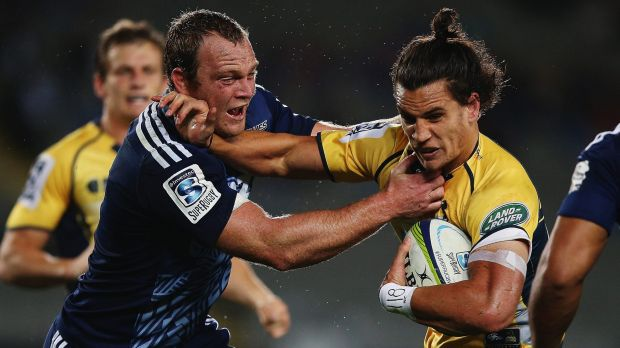 Matt Toomua hopes he can add spark to the Brumbies' season.