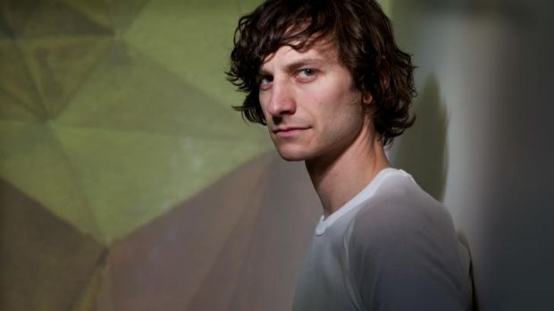 Man of the moment, Gotye.