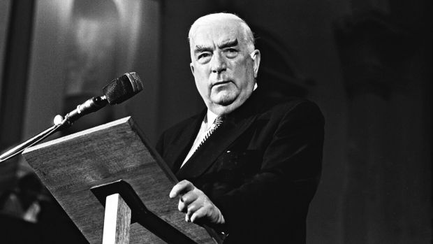 Robert Menzies lost the prime ministership in 1941 but came back in 1949 to run Australia for another 17 years.