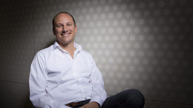 Former  Australian Army captain Alex Scandurra ran the Barclays accelerator program in London for the past three years.