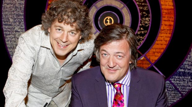stephen fry and alan davies relationship
