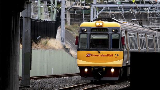 A total of 64 Queensland Rail trains will be equipped with WiFi.