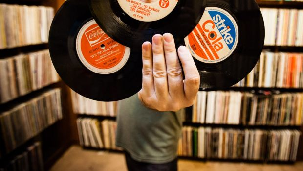 Radio 6PR's entire record collection is set to go up for sale.
