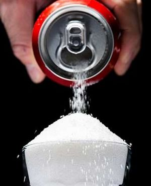 Nearly half of Australians say they're avoiding sugar from beverages such as soft drinks, fruit juices and flavoured ...