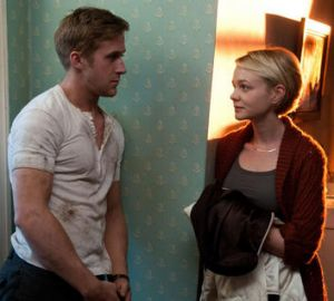 Gosling and Carey Mulligan share a moment.