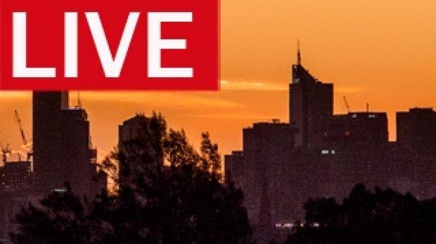 Melbourne Express icons - sunrise