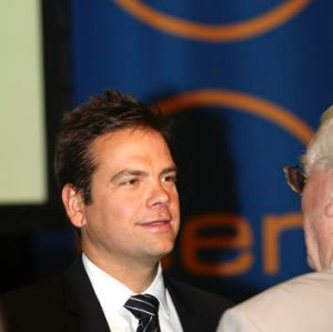 Ten Network Holdings chairman Lachlan Murdoch.