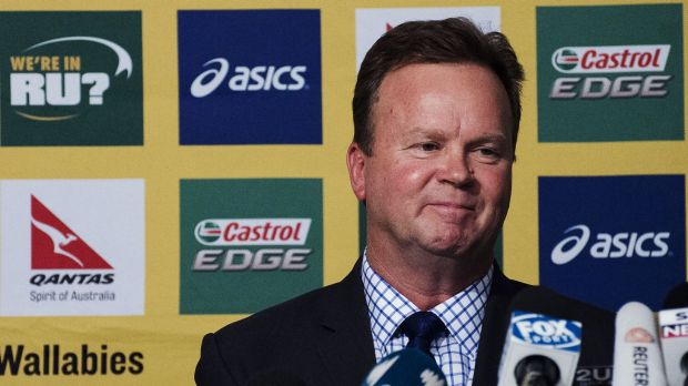 'The battle we have is over funding': ARU chief Bill Pulver.