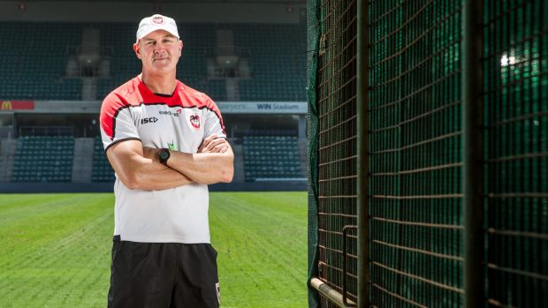 Fair go: Dragons coach Paul McGregor has asked for referees to give his side a fair go after a 9-4 penalty count in ...