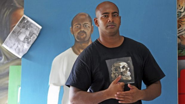Bali nine drug smuggler Myuran Sukumaran marks his 34th birthday on Friday in prison awaiting his execution.