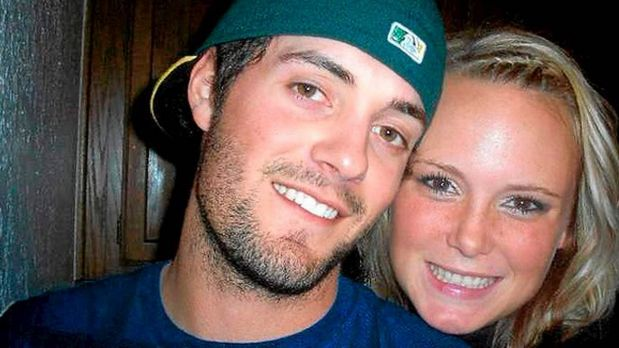 Melbourne baseballer Chris Lane was shot dead while jogging in 2013.